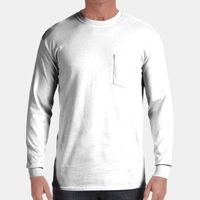 Adult Heavyweight RS Long-Sleeve Pocket T-Shirt Thumbnail