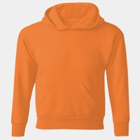 Youth 10 oz. Garment-Dyed Hooded Sweatshirt Thumbnail