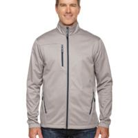 Men's Trace Printed Fleece Jacket Thumbnail