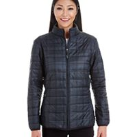 Ladies' Portal Interactive Printed Packable Puffer Jacket Thumbnail