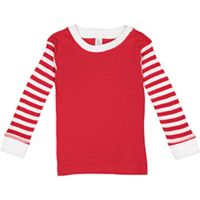 Infant Long-Sleeve Pajama Top Thumbnail