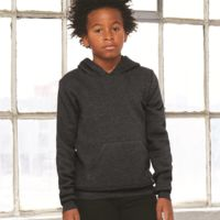 Youth Sponge Fleece Hooded Sweatshirt Thumbnail
