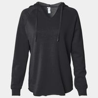 Women's Lightweight California Wavewash Hooded Pullover Sweatshirt Thumbnail