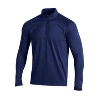 Under Armour Men's Playoff 1/4 Zip Stripe Polo Thumbnail