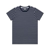 WO'S MAPLE STRIPE TEE Thumbnail
