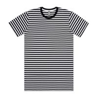 MENS STAPLE STRIPE TEE Thumbnail